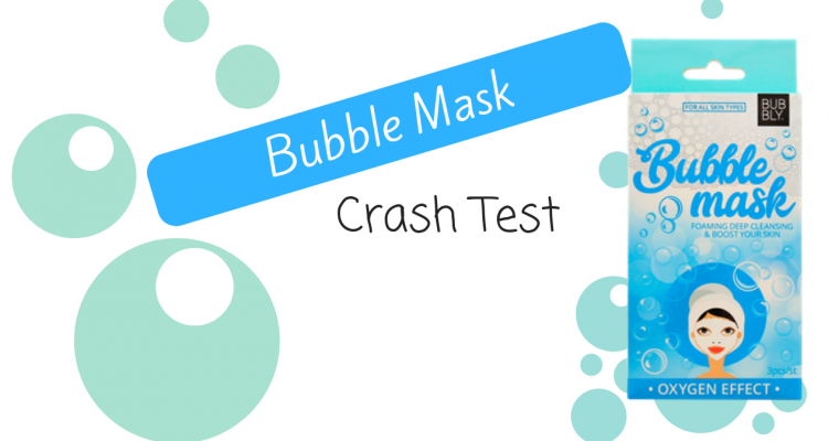 Crash Test Bubble Mask | Action