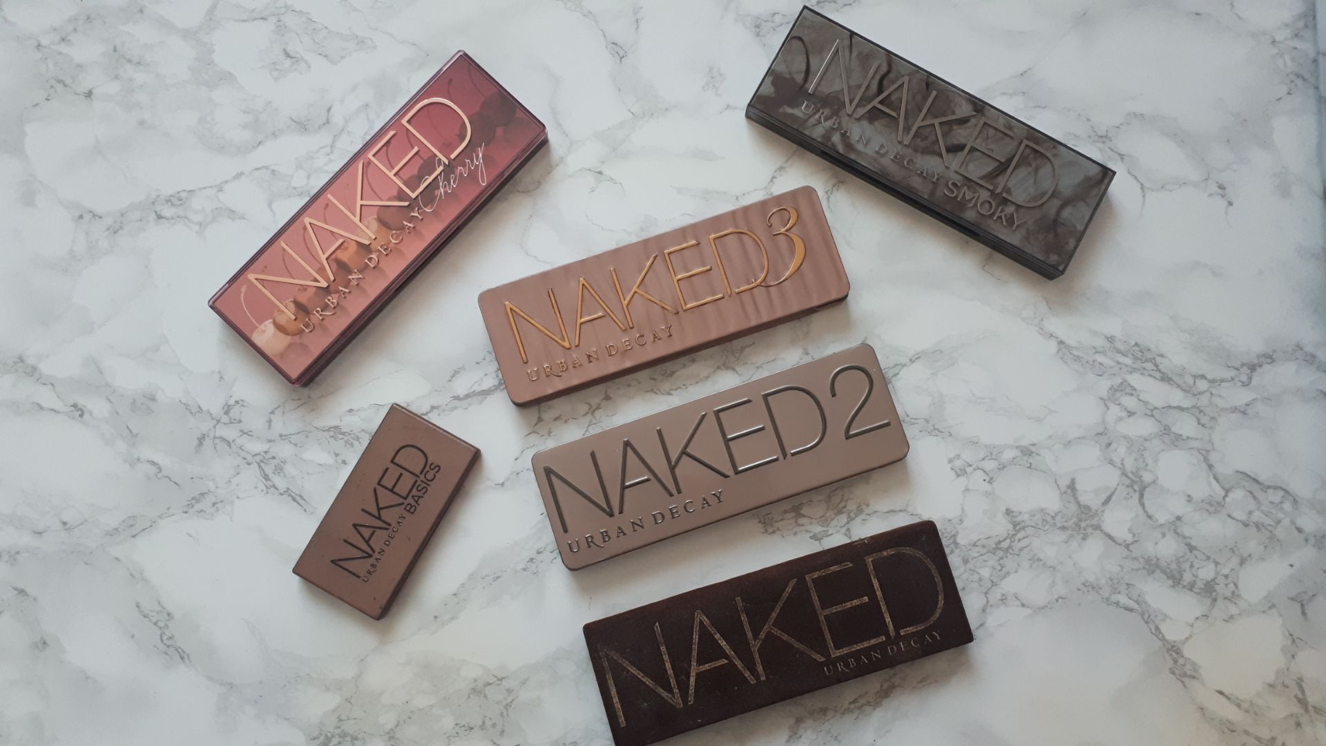 Urban Decay: Le Gang des Naked