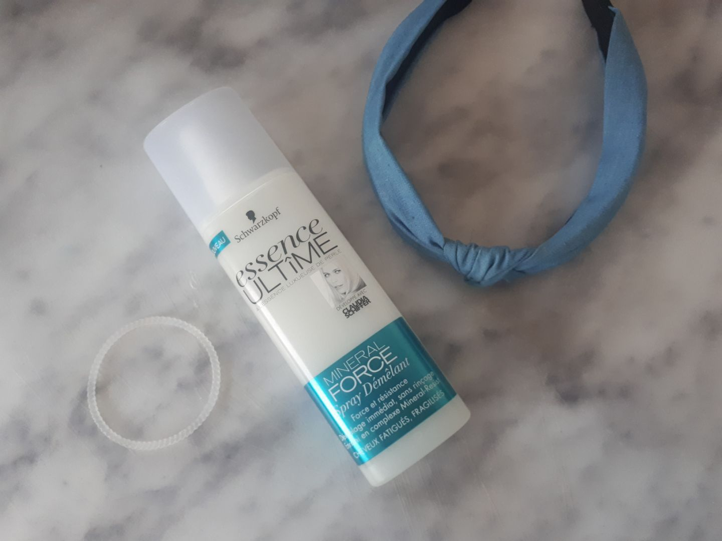 Spray Démêlant Minéral Force Essence Ultime | Schwarzkopf